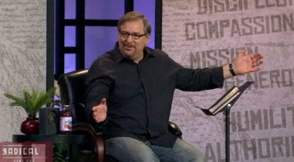 An Interview with Rick Warren on Muslims, Evangelism, and Missions