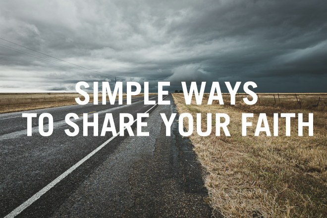 Simple Ways To Share Your Faith – Ying Kai & Rick Warren