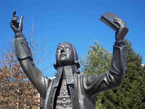 In 4 Sentences, John Wesley Teaches Us How To Sing In Church