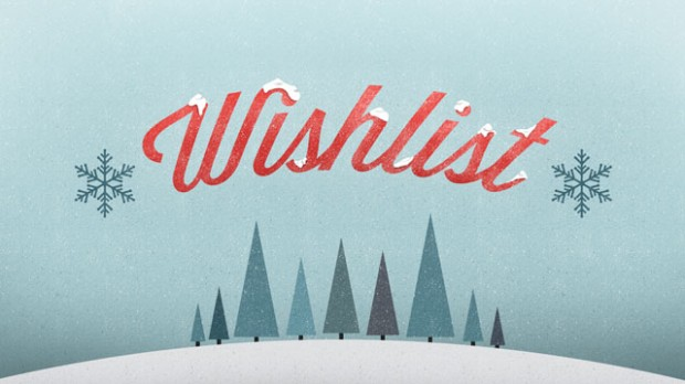 Wishlist – Free Christmas Graphic Package