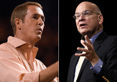 How Andy Stanley and Tim Keller Preach with Non-Believers in Mind