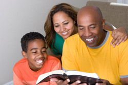 An idea for making parents the spiritual leaders of the home
