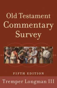 When You Need Help Finding an Old Testament Commentary