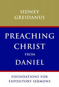Jesus in the Lions' Den? Preaching Christ from Daniel