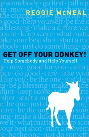 Hey Church: Get Off Your Donkey and Join the Mission of God