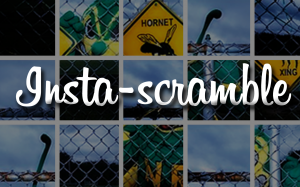Youth Ministry Game: Insta-scramble