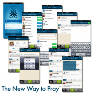 ORA Introduces a New Way to Pray – With a Prayer App