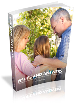 FREE Parenting eBook for Helping Teens Answer Tough Questions