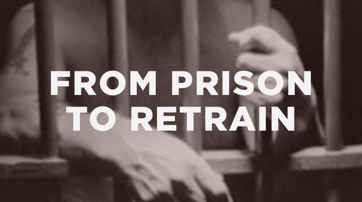From prison to ReTrain: Russell's story