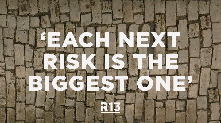 'Each next risk is the biggest one': James MacDonald talks with Mark Driscoll