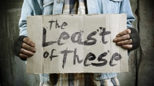"""""""The Least of These"""": An Example of the Right Doctrine from the Wrong Text"""