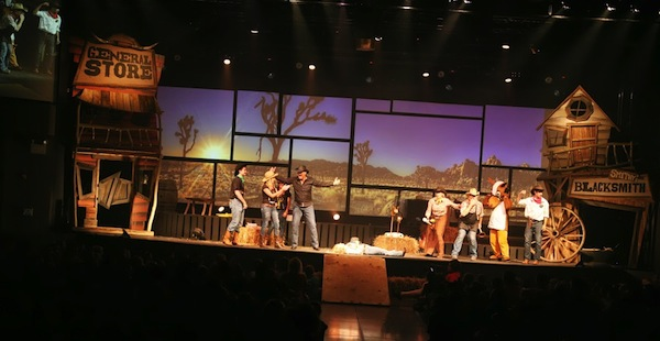 Kids' Camp Wild West – The Production!