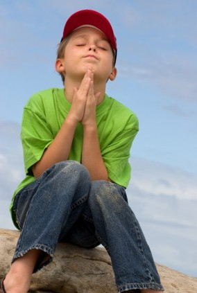 How to Pray for Your Kids…and Someone Else's