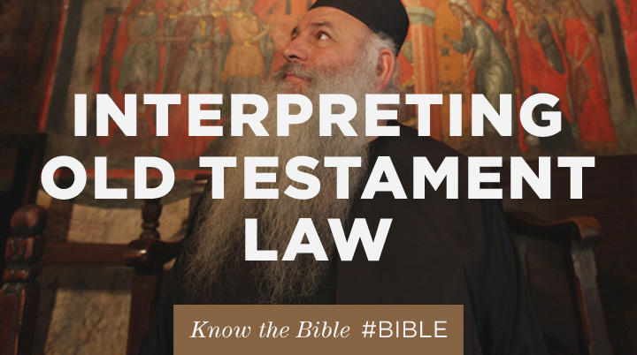 The beginners guide to interpreting Old Testament law