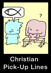Christian Pick-Up Lines: How to Tell Someone You're Not Interested
