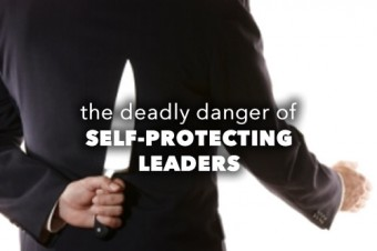MIS-LEADERSHIP: Self Protecting Leaders Kill Teams and the Spirit of Your People