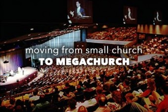 Going from Small Church to Mega-Church Ministry: How to Prepare