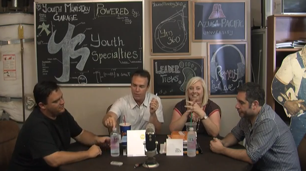 Download Youth Ministry WEBshow: Episode #222