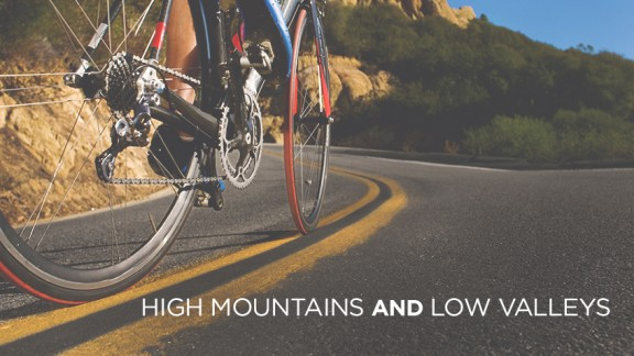 High Mountains and Low Valleys