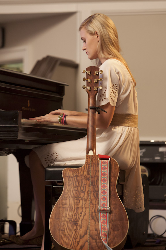 Interview with AJ Michalka of Grace Unplugged