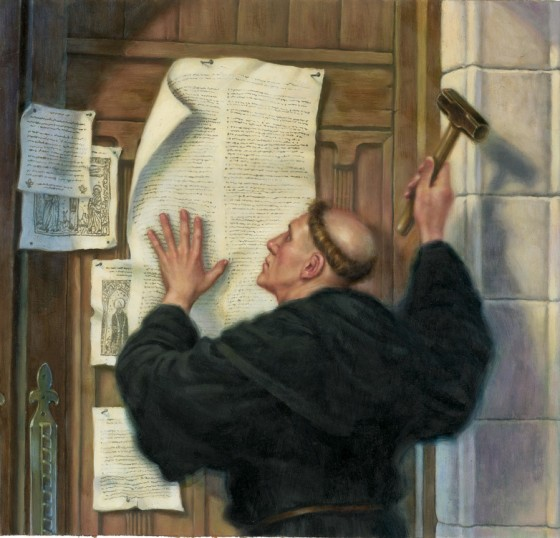 95 theses latin text