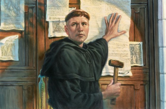 95 theses summary short
