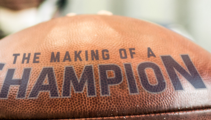 The Making of a Champion: Seattle Seahawks Talk About Their Faith