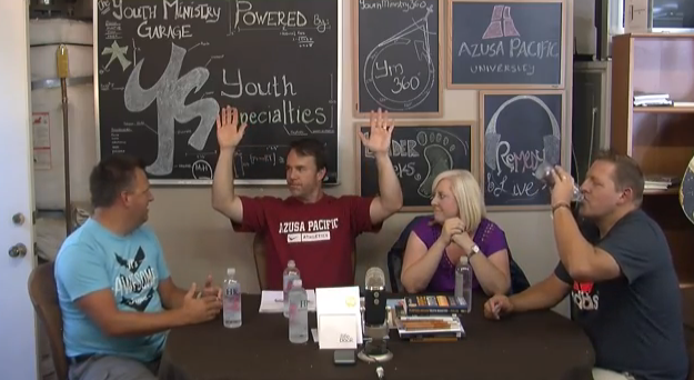 Download Youth Ministry WEBshow: Episode #224 – All About Relationships