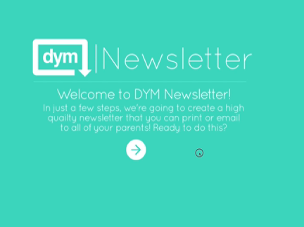 DYM Parent Newsletter App – Worth the Membership Alone