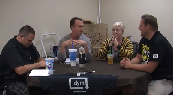 LIVE DYM Podcast at YS in Nashville!