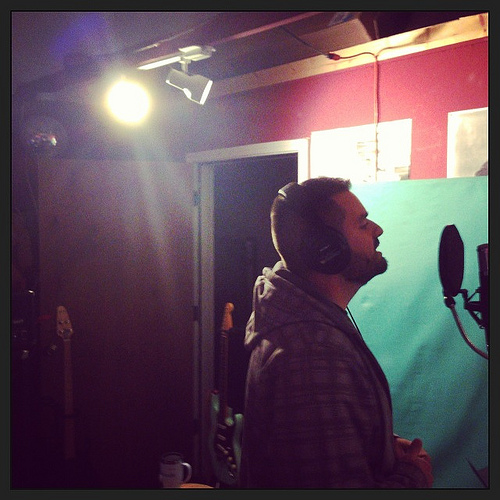 Gilles Worship Record Update – Special Guest Vocalist