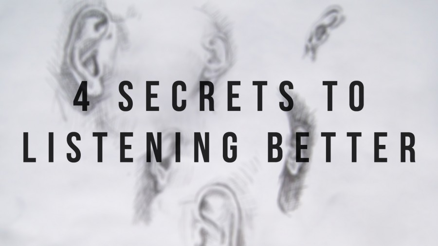 First 2 Years: 4 Secrets to Listening Better