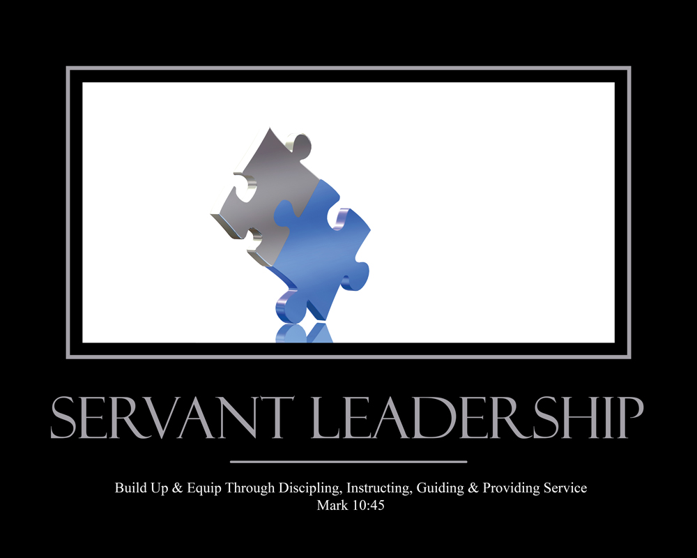 servant leader Servant leadership is not so much a theoretical model of leadership, or a checklist of techniques or strategies to follow, as it is a way of being servant leadership does not depend on occupying an social position of authority or a formal leadership role.