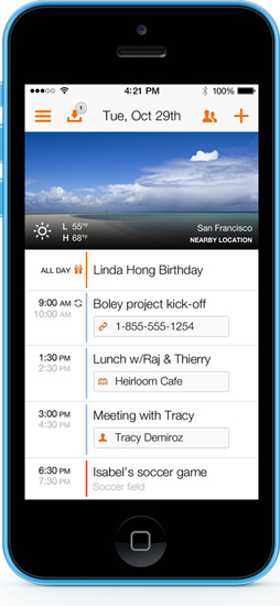 This Holiday Season, Let Tempo Smart Calendar Saves you Time and Hassle