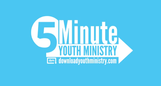 INTRODUCING: 5-Minute Youth Ministry – Episode 1 w/Cathy Fields