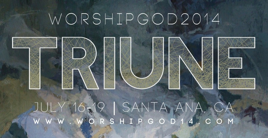 WorshipGod 2014: TRIUNE – Registration Now Open!