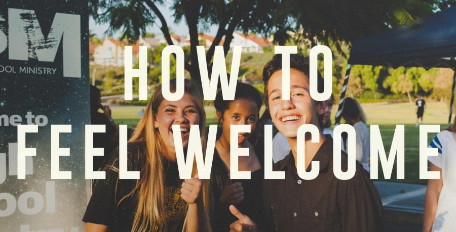 First 2 Years: How to Feel Welcome