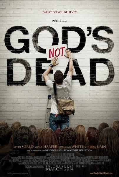 MOVIE REVIEW: God's Not Dead