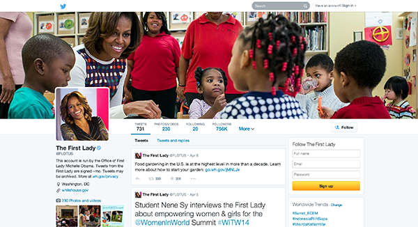Twitter's New Design and Features
