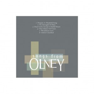 New Worship EP Re-tunes Olney Hymns – Grayson Schick of The Oaks