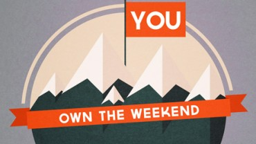 3 Learnings from You Own the Weekend