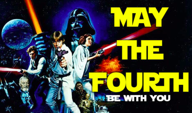 FREE – May the 4th Be with You Star Wars Game/Scorecard