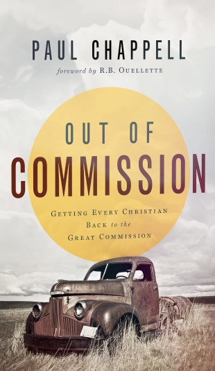 Books – Out of Commission: Getting Every Christian Back to the Great Commission