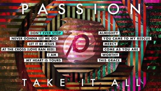 GIVEAWAY – 3 Copies of Passion: Take It All Deluxe Edition