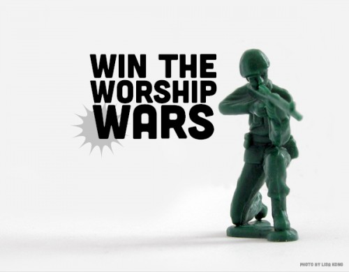 This Worship Music Preference Will Win ALL Worship Wars