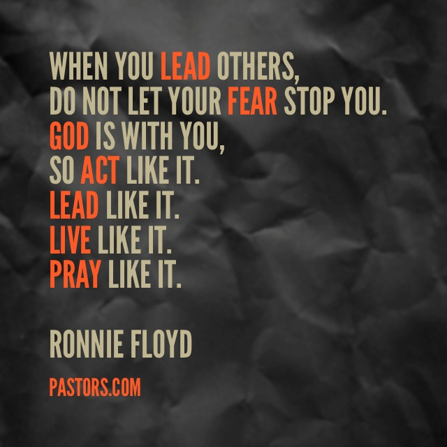 Inspiring Thoughts About What Leaders Do