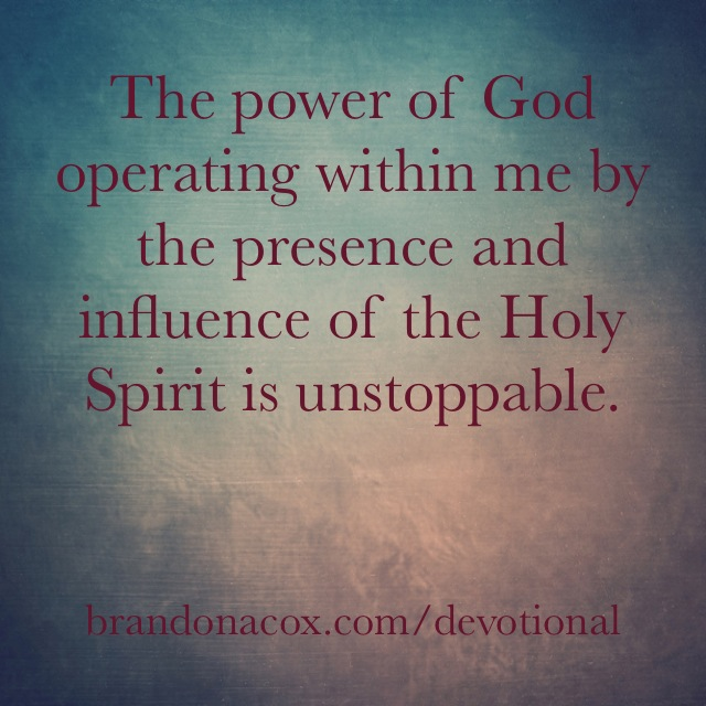 Walk In the Spirit and Overcome!