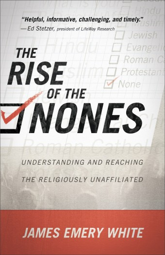 Books – The Rise of the 'Nones' by James Emery White