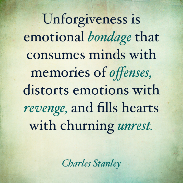 Charles Stanley: The Gift of Forgiveness