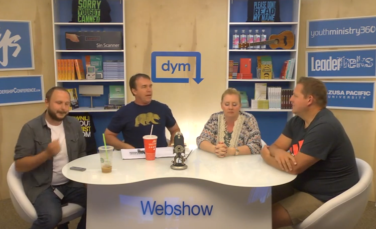 Download Youth Ministry WebShow #248